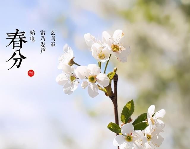春分到 好時節