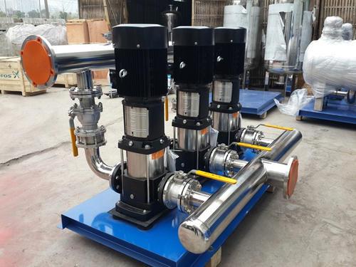 自來水增壓采用變頻增壓泵的好處