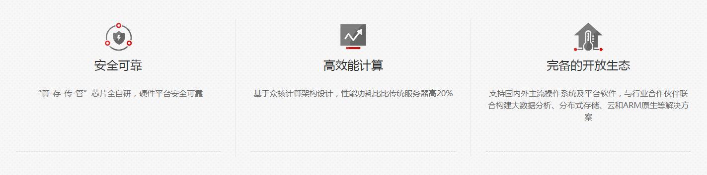 北京华为均衡型服务器