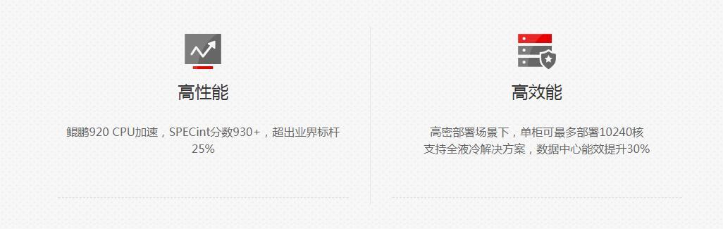 北京华为TaiShan X6000高密型服务器