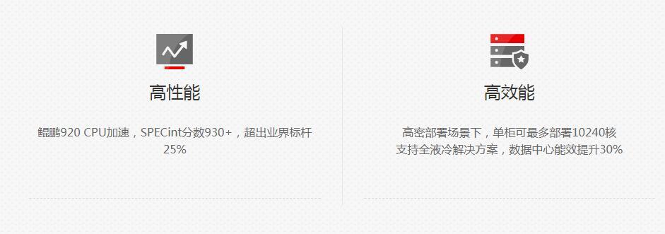 北京华为高密服务器节点
