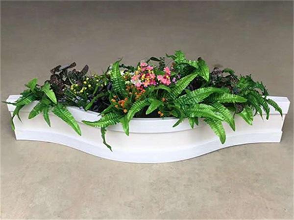 成都PVC景观花箱