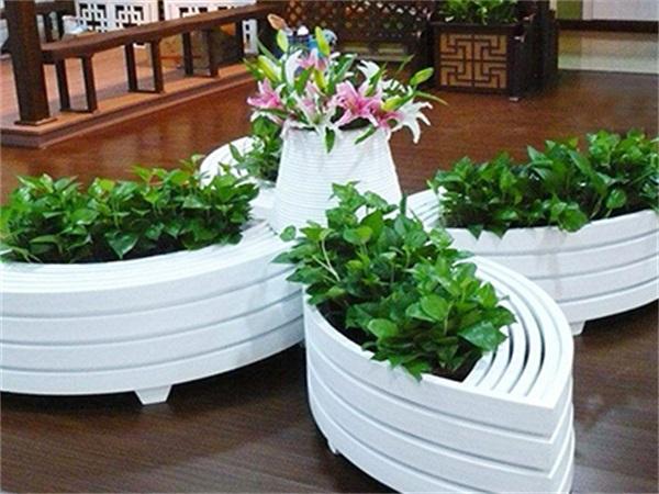 成都PVC景观花箱厂家