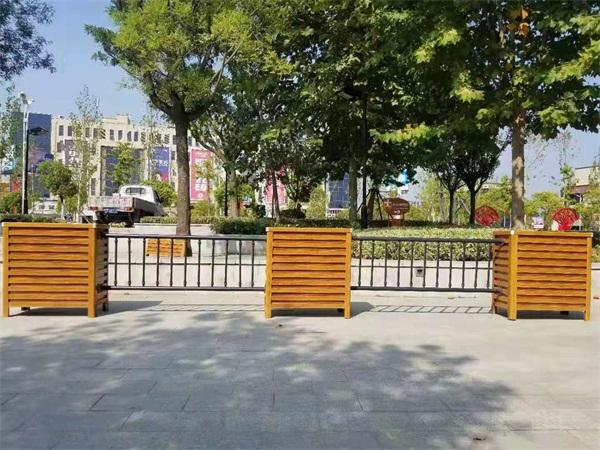 重庆木塑花箱