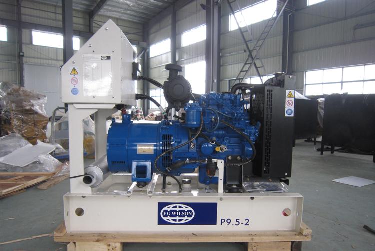 10KW珀金斯柴油发电机组