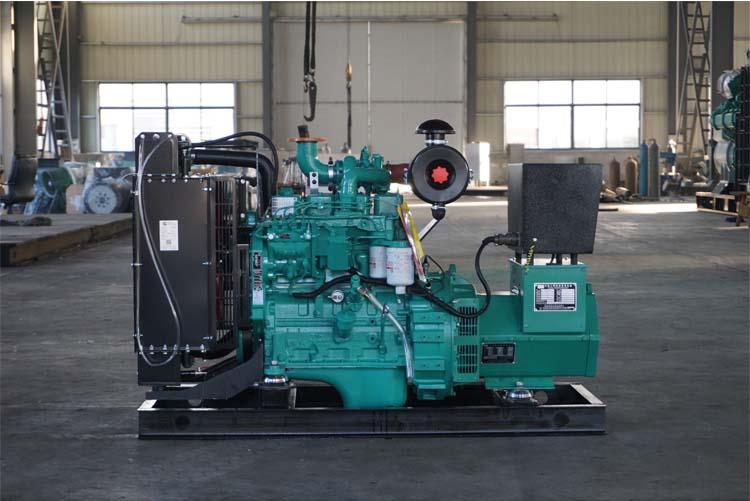 西安600kw发电机