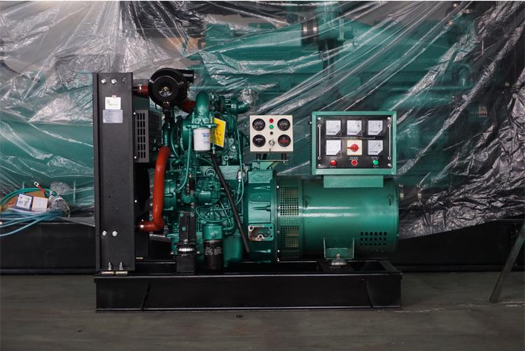 20KW玉柴柴油发电机组