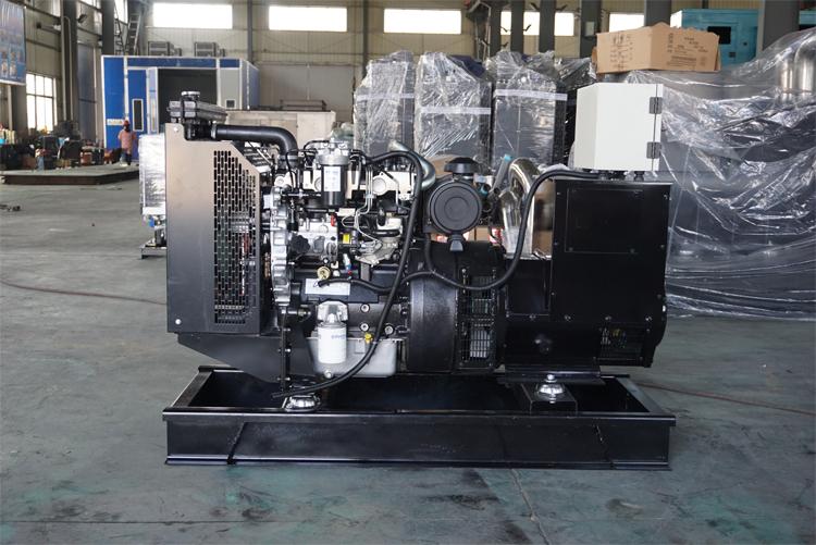 40KW珀金斯柴油发电机组