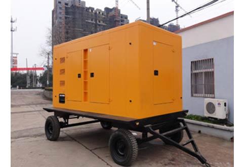 小型静音柴油发电机组