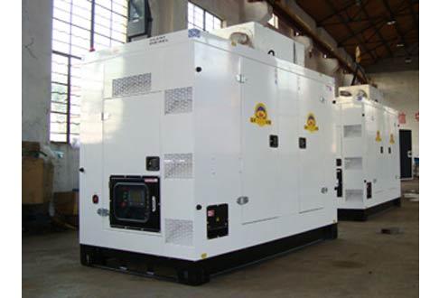 大型静音柴油发电机组