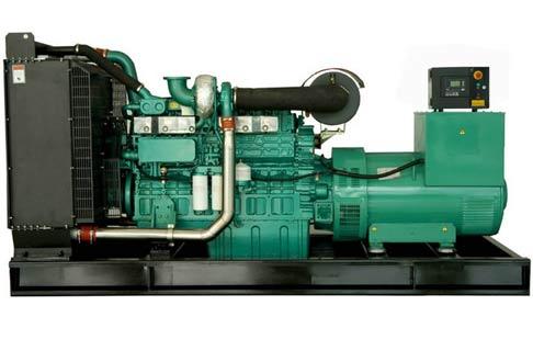 西安600kw玉柴柴油发电机组