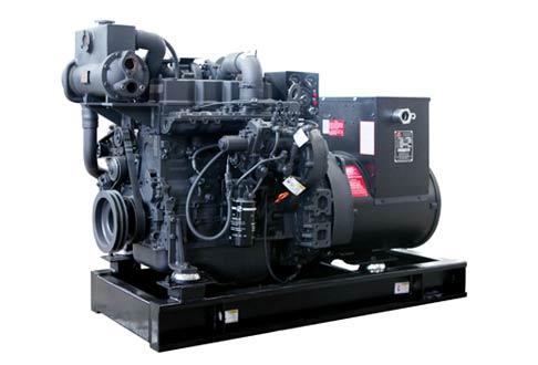 50kw上柴柴油发电机组