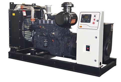500kw上柴柴油发电机组