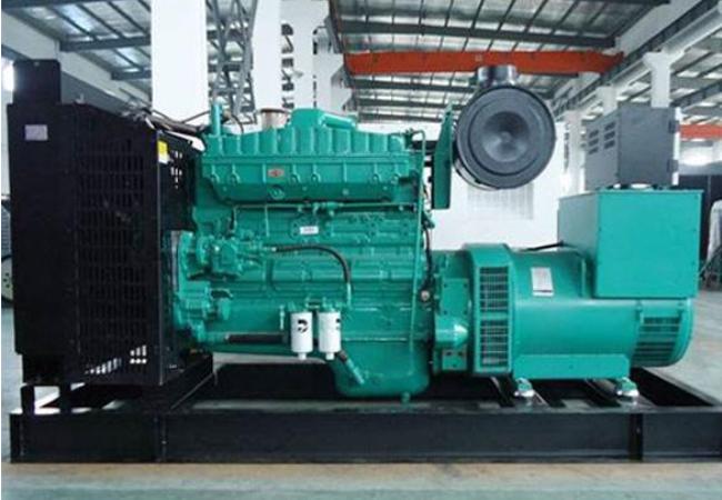 西安120kw发电机