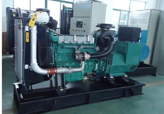 西安150kw发电机