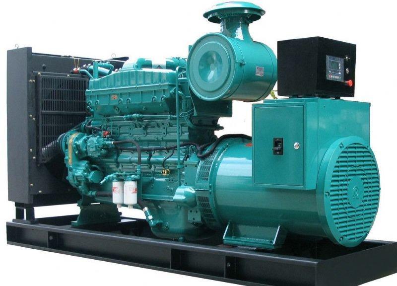 西安上柴600w发电机