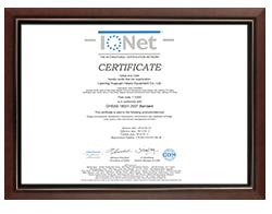 环境管理体系认证2007