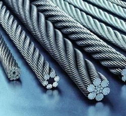 加厚钢丝绳
