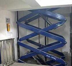 室内液压升降货梯