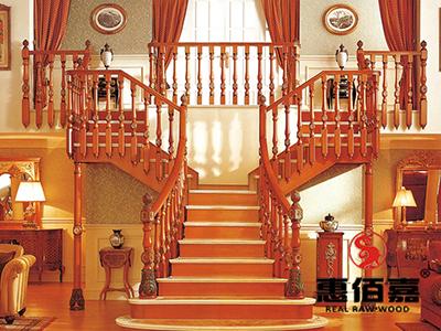 福州定制木楼梯