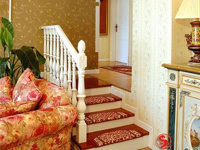 福州原木楼梯