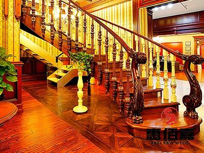 福州钢木楼梯