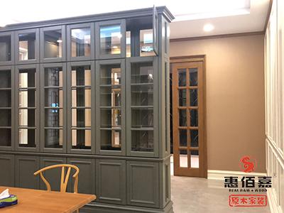 福州书房书柜