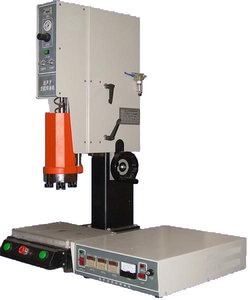 东莞超声波塑料焊接机的安装与调试