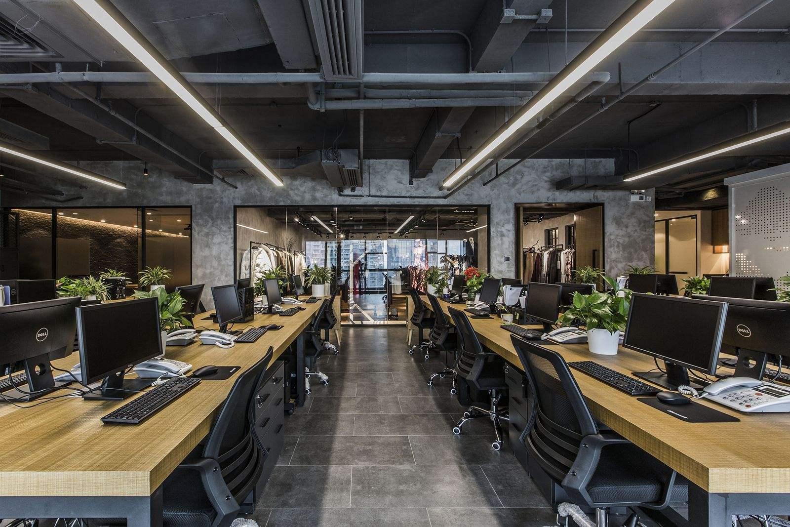 中式办公室如何装修设计?
