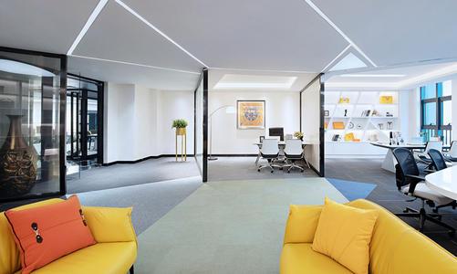 不同风格的办公室该如何进行软装修