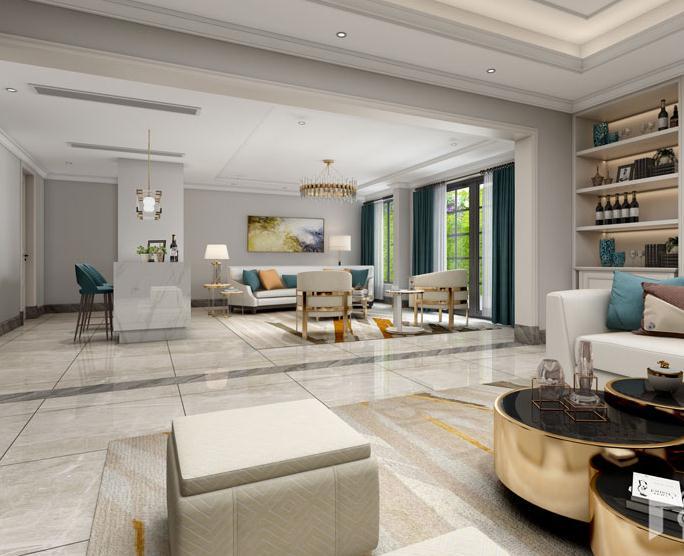 如何确定现代别墅装修风格