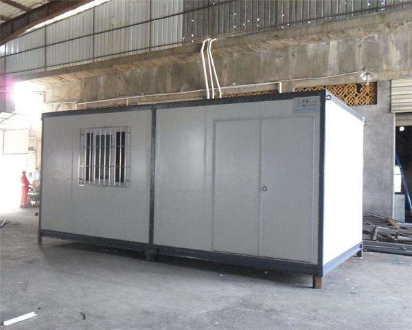 单层集装箱活动房
