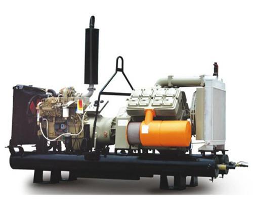 CVF12、7柴固分體風冷活塞空氣壓縮機