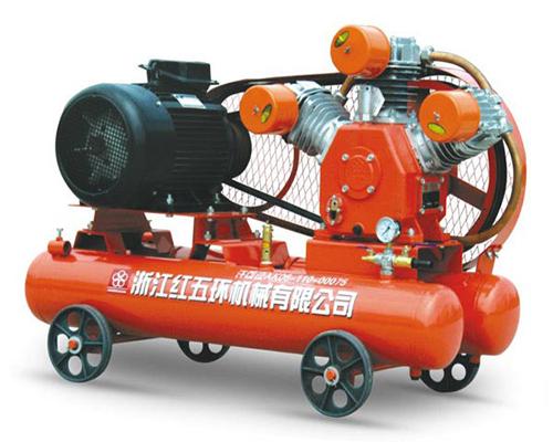W1.8/5電動活塞空氣壓縮機