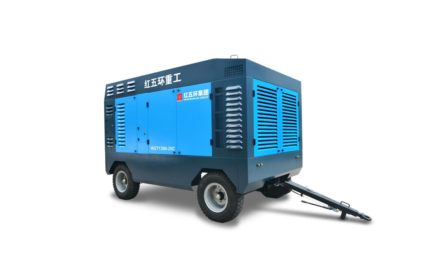 柴驱-HGT两级压缩高压系列