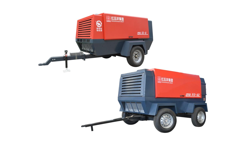 電驅-小型移動空壓機系列