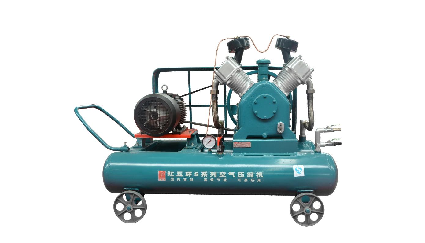 礦山機-HV系列風冷活塞空壓機