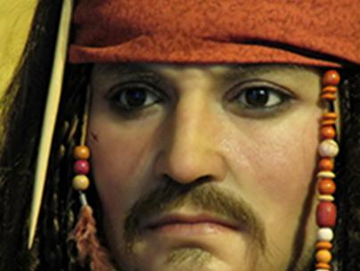 加勒比海盗-杰克船长