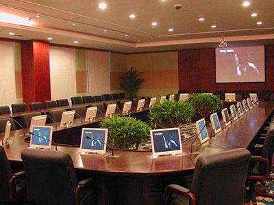 数字化会议室系统