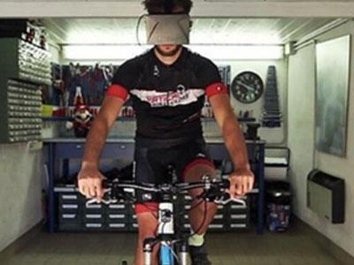 自行车自驾系统