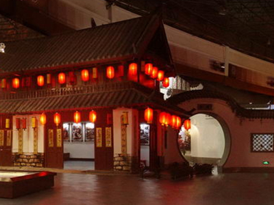 丽江展区中国沈阳世界文化与自然遗产博览会