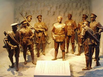 沈阳蜡像博物馆