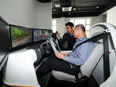 模拟酒驾系统