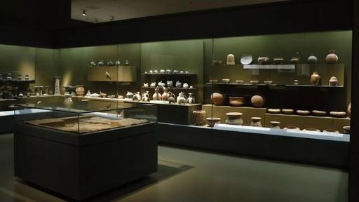 博物馆施工