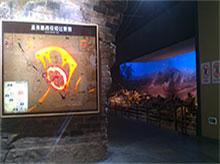 临沂革命烈士纪念馆孟良崮蜡像