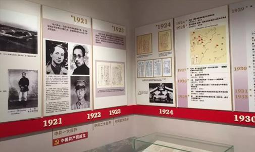 革命纪念馆展览