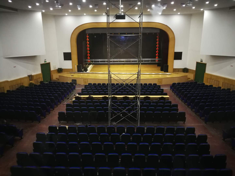 部队3D影院大型舞台建设