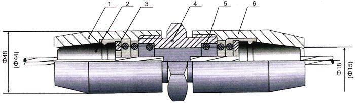 精轧螺纹钢锚具