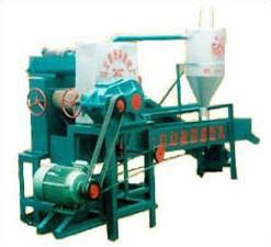 新型节能全自动橡胶磨粉机组