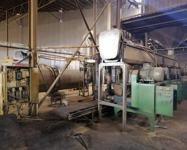 活性炭工厂设备展示